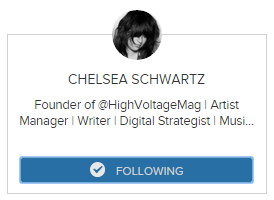 Chelsea Schwartz on Fluence